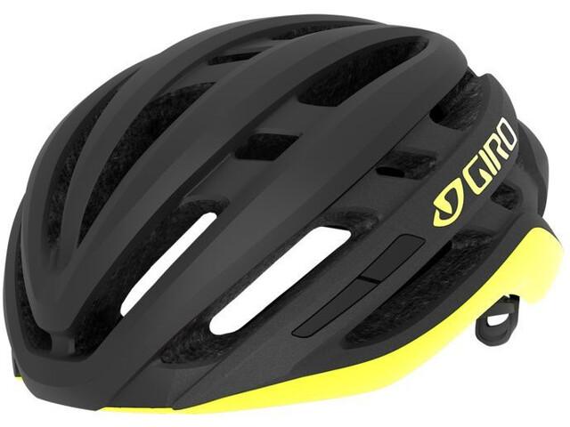 Giro Agilis Casco, matte black/citron